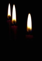 Три свечи для приворота