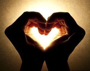 Сильная любовь символ