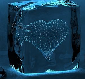 Холод, лед в отношениях - остуда