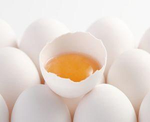 Куриное яйцо для рассорки