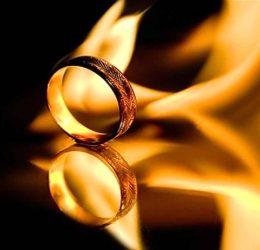 Кольцо в огне